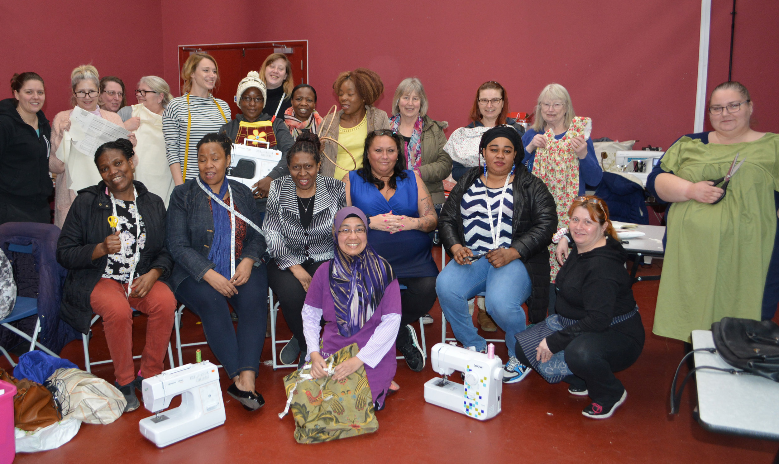 22 March, sewing group2.JPG