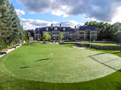 EXPERIENCE YOU CAN TRUST - When you work with Perfect Turf, you benefit from our quality, reliability and dependability. We work towards complete customer satisfaction and use only the best turf in the industry. Our turf is North American made and backed by a ten-year product and install warranty. We take massive pride in our work and the relationship we build with our clients.