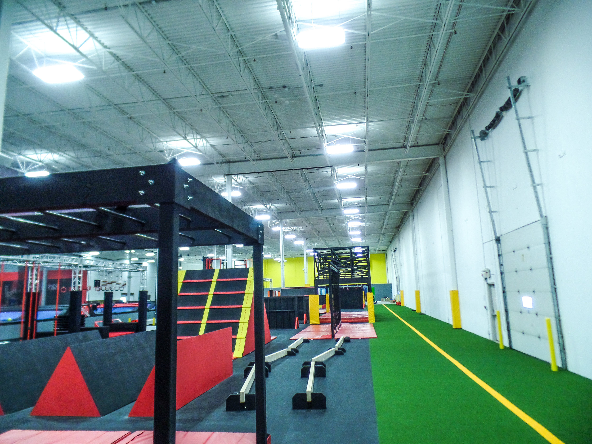 Fitness Centre Perfect Turf