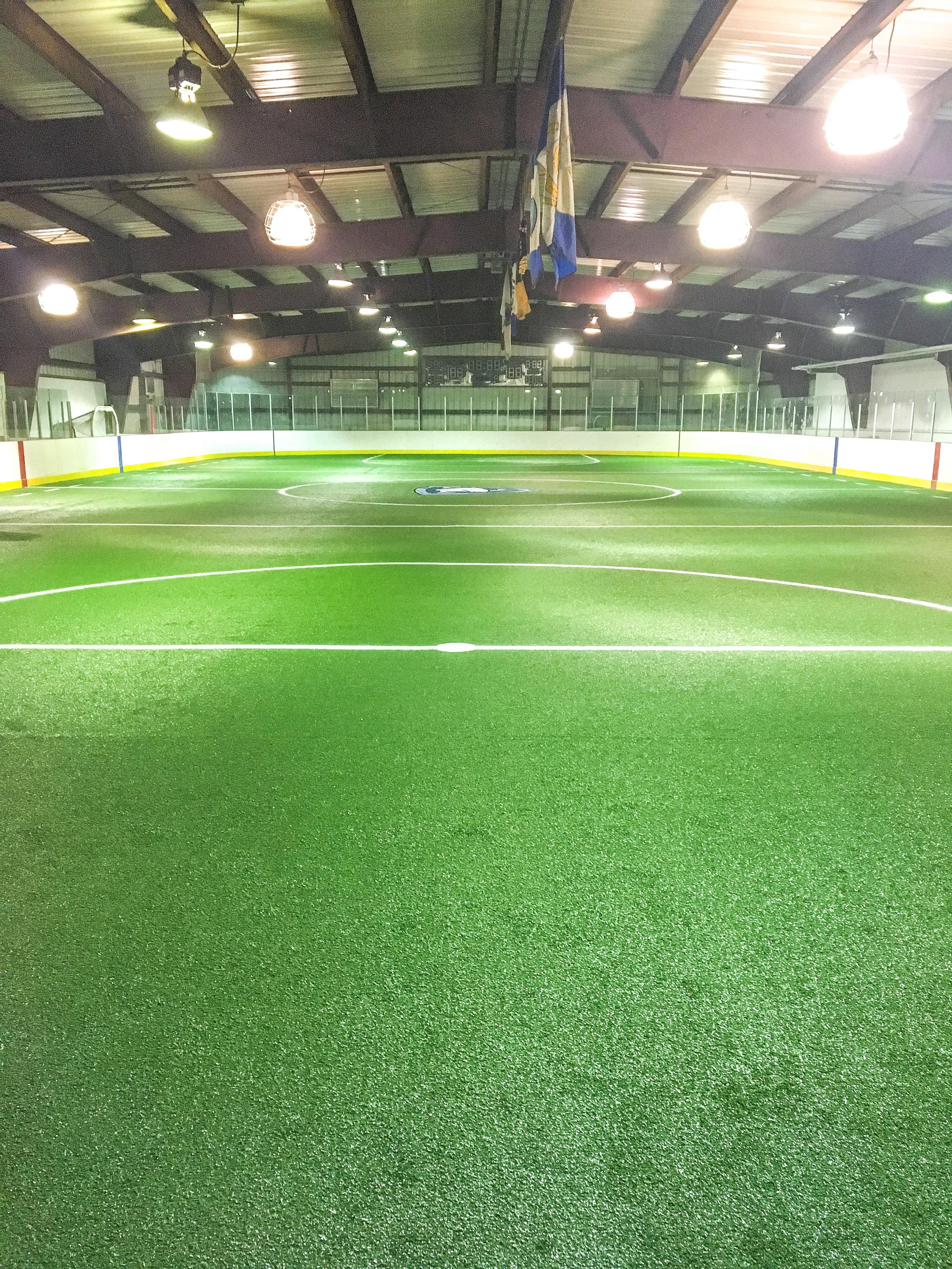 Sports Complex Perfect Turf