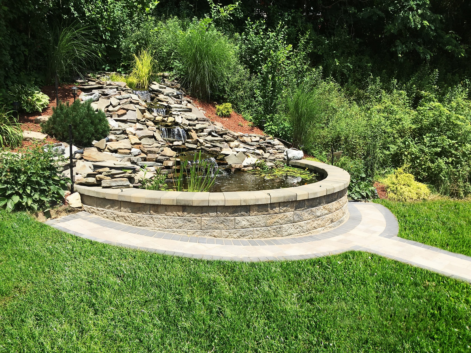 About Gallucci Landscaping    Exceptional from the Inside Out     Get in touch