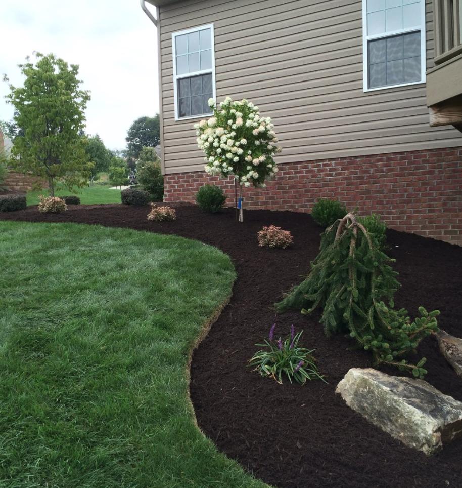 Landscape maintenance services including lawn fertilization in Wexford, PA