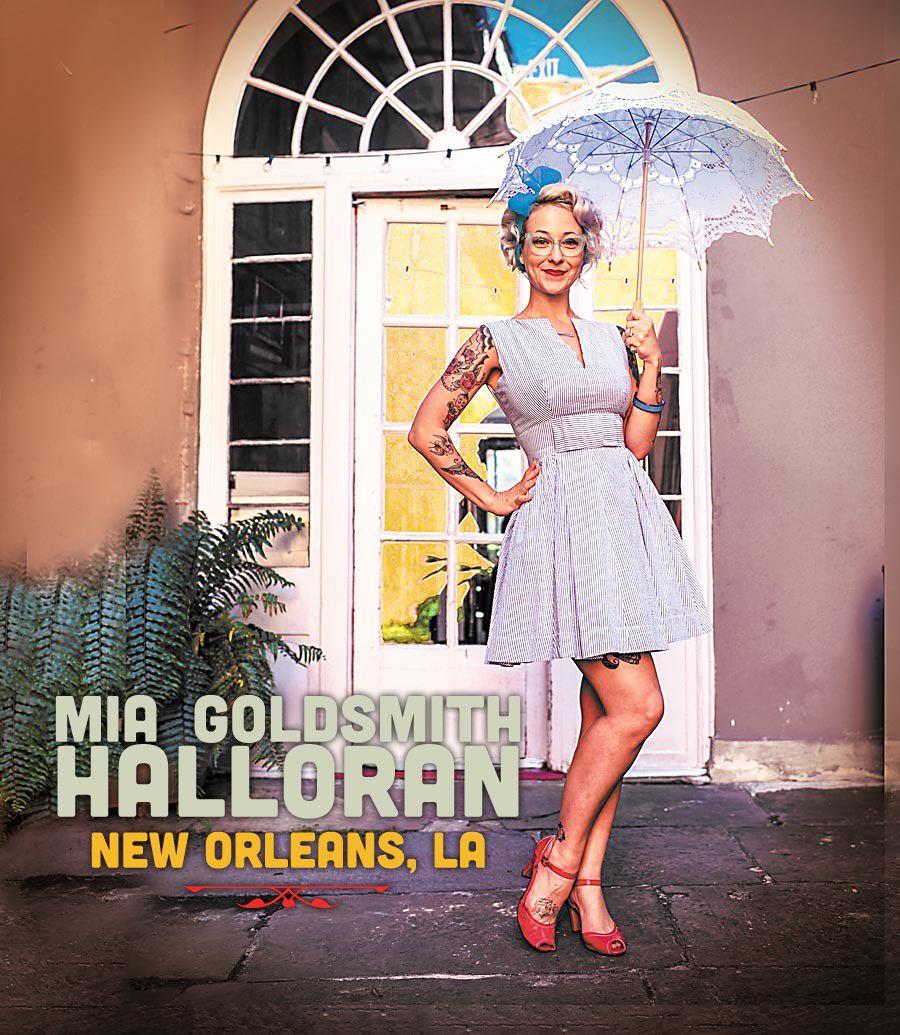 Mia Goldsmith Halloran