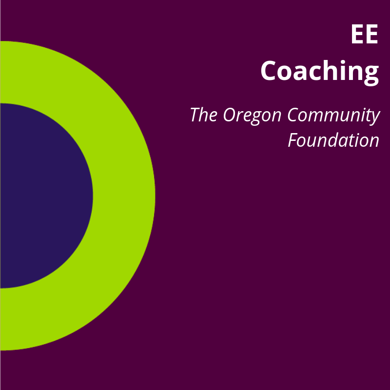 The Oregon Community Foundation