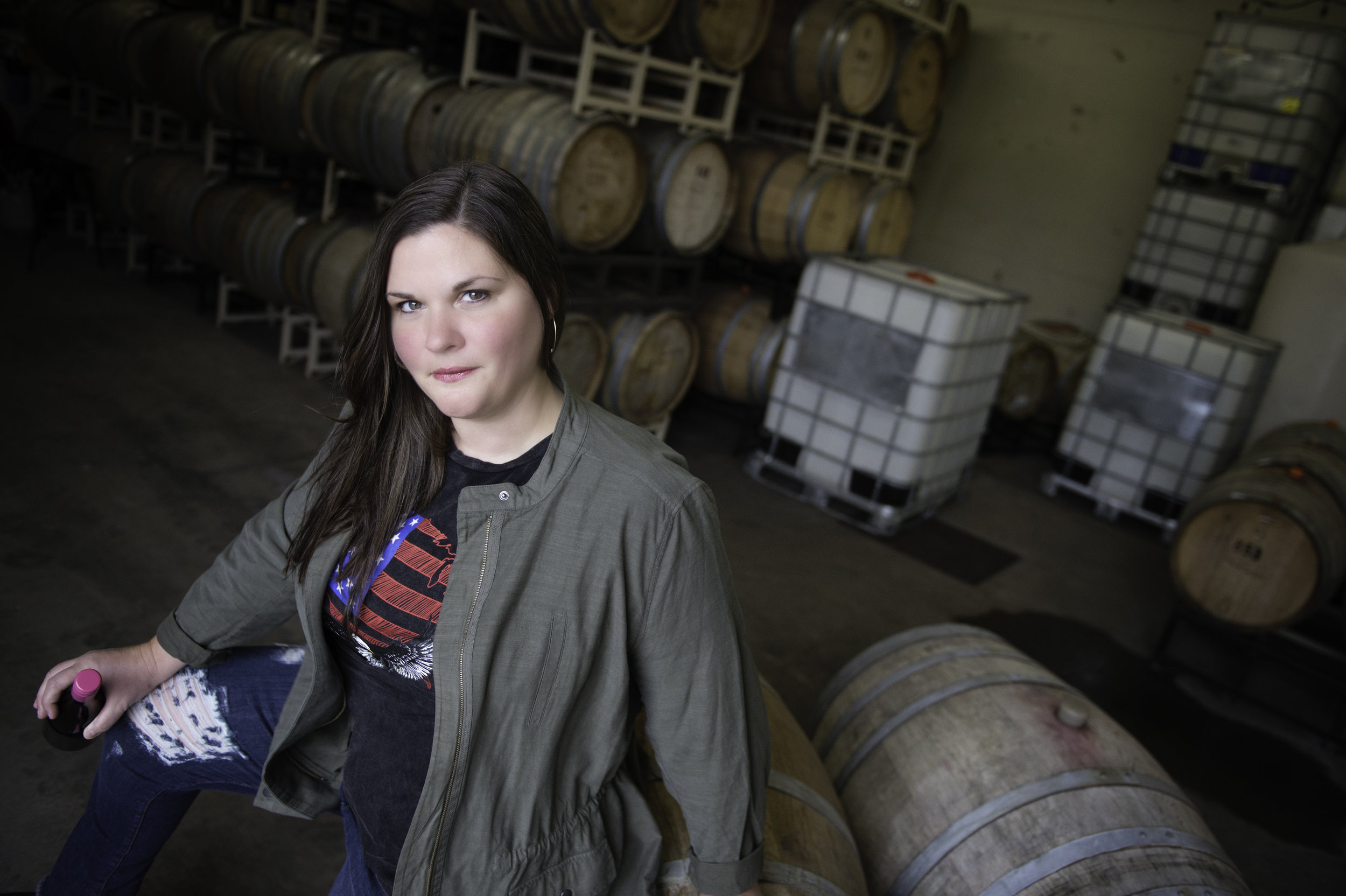 Meg Murray of Nasty Woman Wines