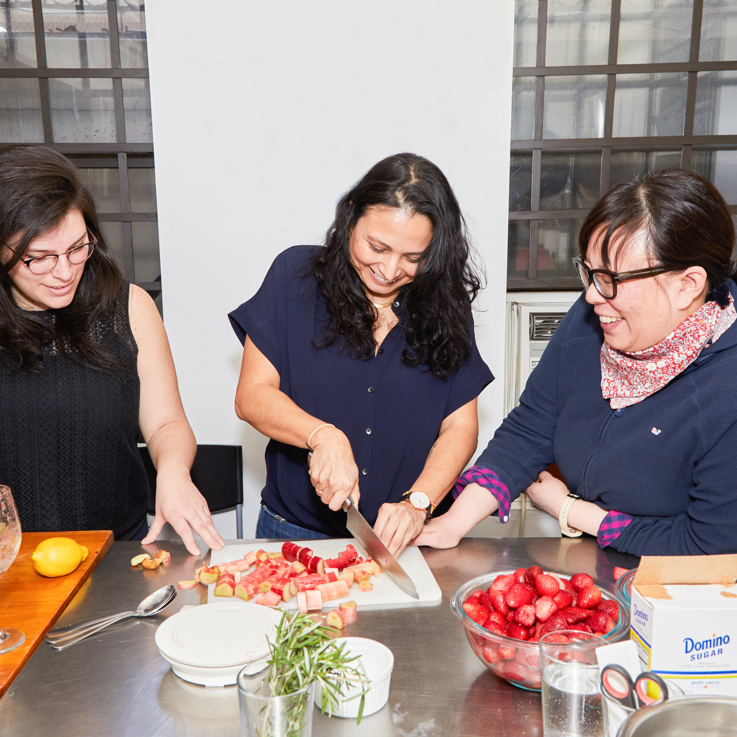 Jam Making Class with Leisurely and The Brooklyn Fräulein