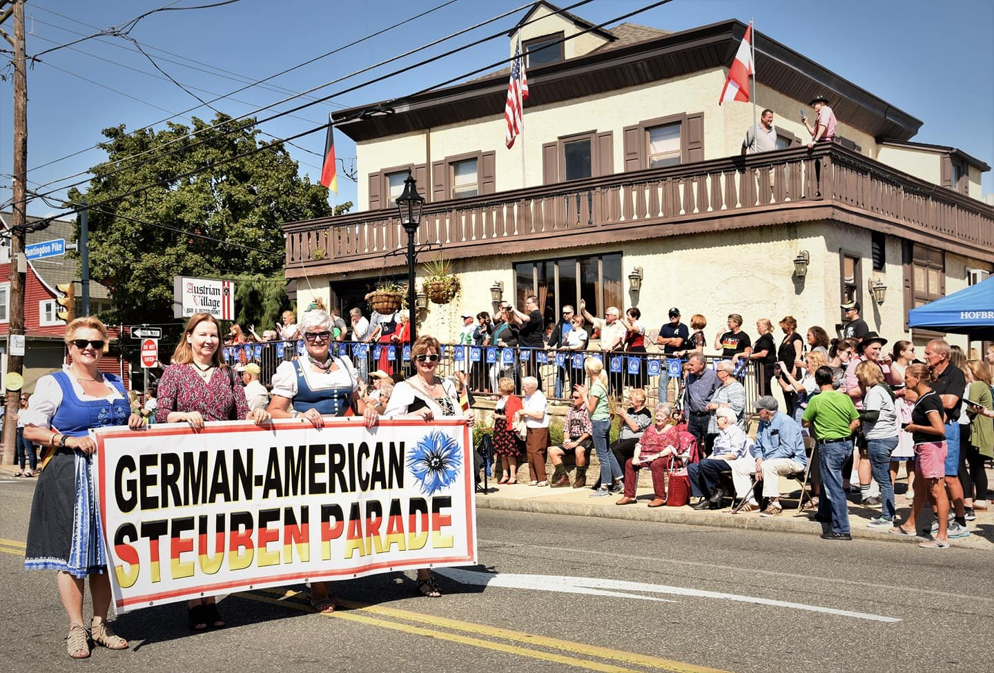 Time to hoist a stein in celebration of the 62nd annual Steuben Parade:   Photo Credit: German-American Steuben Committee of Greater New York/Facebook