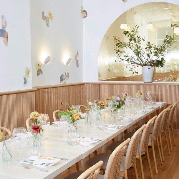 The Flower Room at Il Fiorista, where classes take place.  Photo: Il Fiorista
