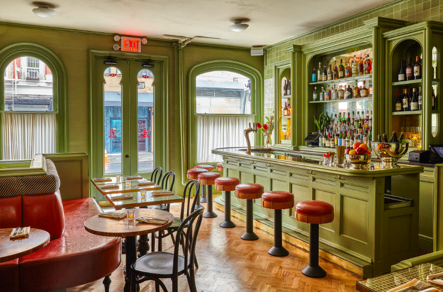 The Canary Club channels a taste of Louisiana with its menu and music. Photo: The Canary Club