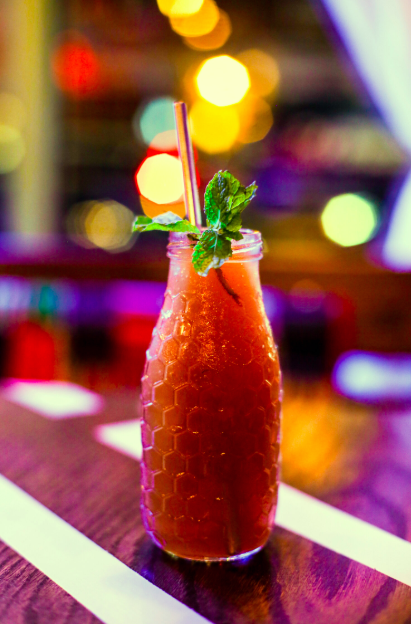 Frozen cocktail anyone?