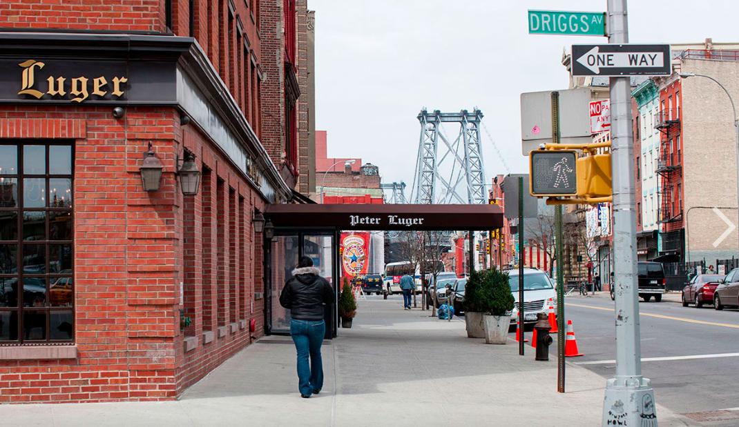 A Brooklyn legend.