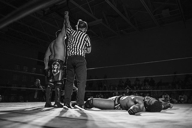 """Photo Credit: @johnmosesphotography  After unfortunate events this past weekend at the PWX X16 Tournament, I am no longer the PWX iTV Champion. Directly after I participated in a nearly 20 Minute, Grueling first Round match with @reeds.world (resulting in a draw) - Chip Day cashed in his """"Opportunity Knocks"""" Anytime, Anywhere, Guaranteed Contract for a Championship Match and stole the Championship right from my grasp. * *  I'm sorry for anybody I've let down. However, I am not giving up, and I ask that you all don't give up on me either. Thank you to everyone for your support. This isn't over. * * PS: Chip Day, you were coward enough to attack me after I was already beaten down. Now you have to deal with the consequences like a man. You still gotta see me, And It's still on sight. Watch me."""