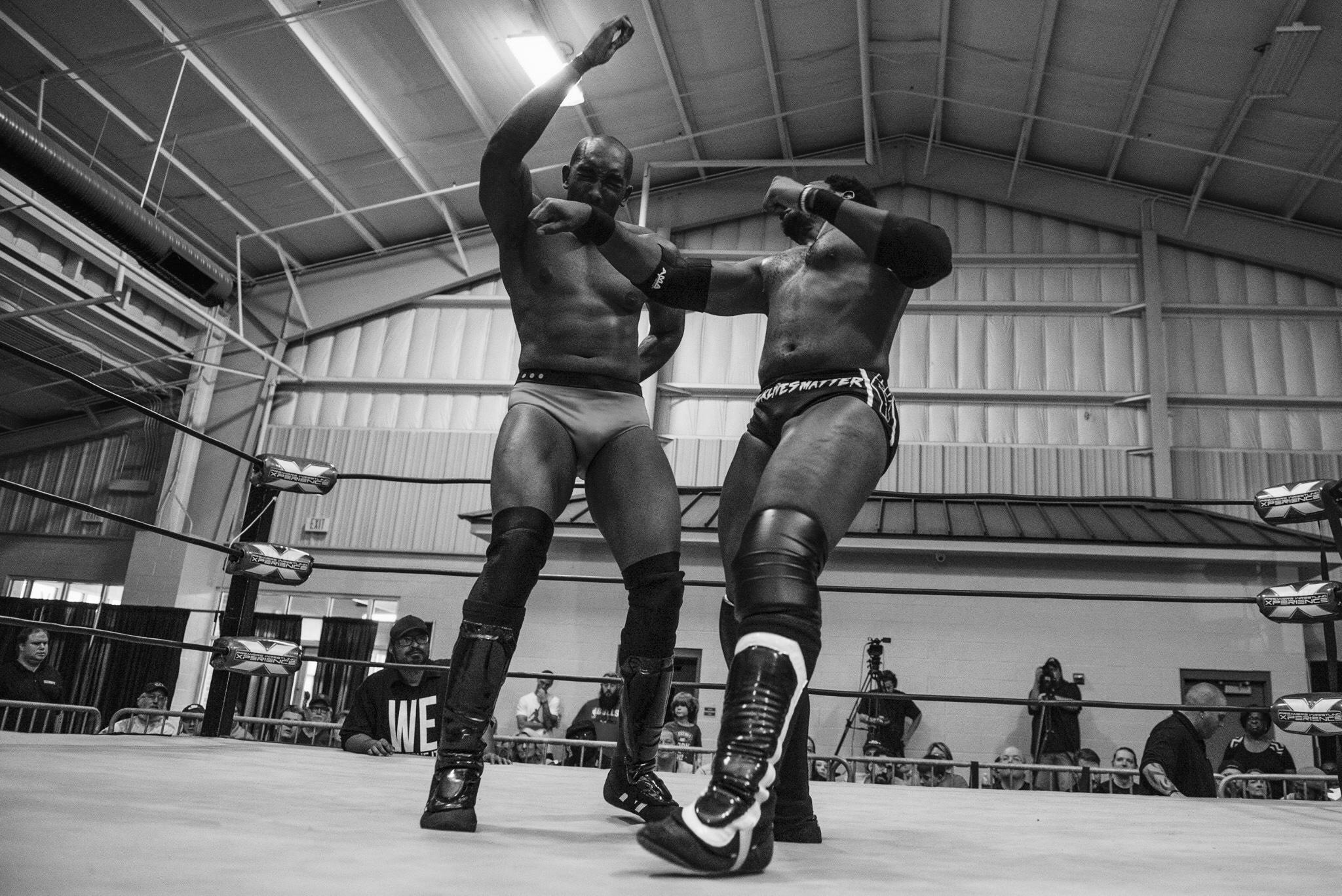 vs Elijah Evans IV (C), PWX iTV Championship Match (8/20/2017)