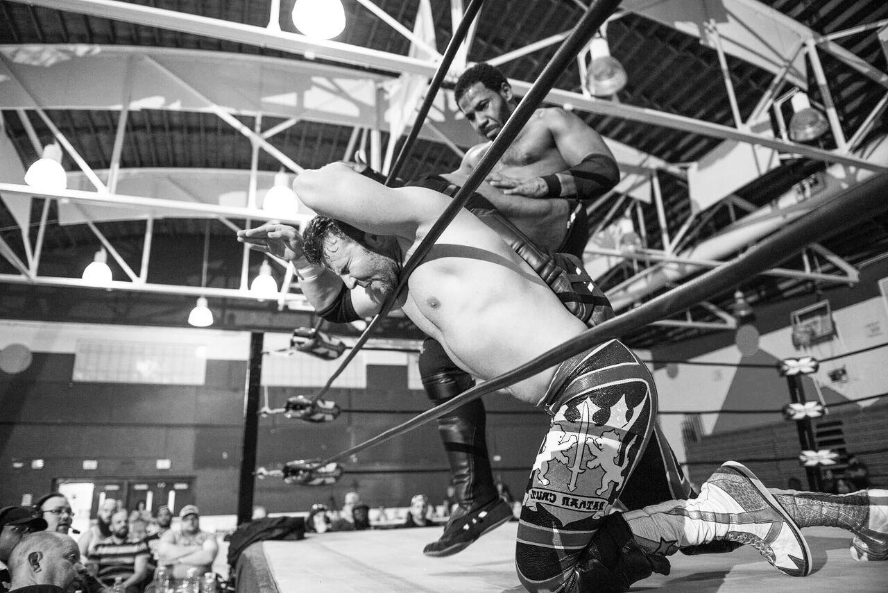 "vs ""The Professional"" Nathan Cruz, PWX iTV Championship Match (9/16/2017)"