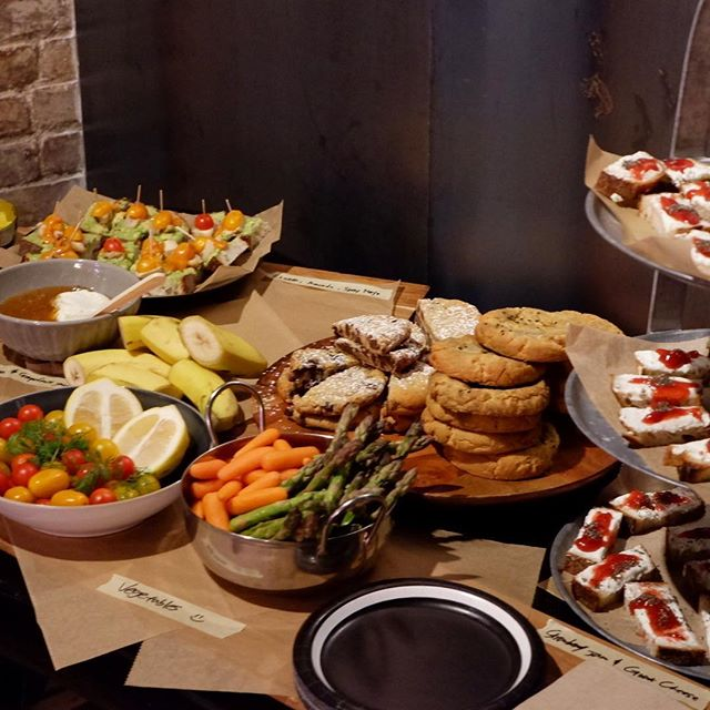 Small event is available at Noted Tribeca!  #catering#party#event