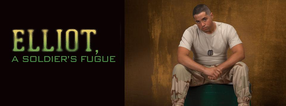 Elliot, a Soldier's Fugue by Quiara Alegría Hudes Regional premiere Park Square Theatre