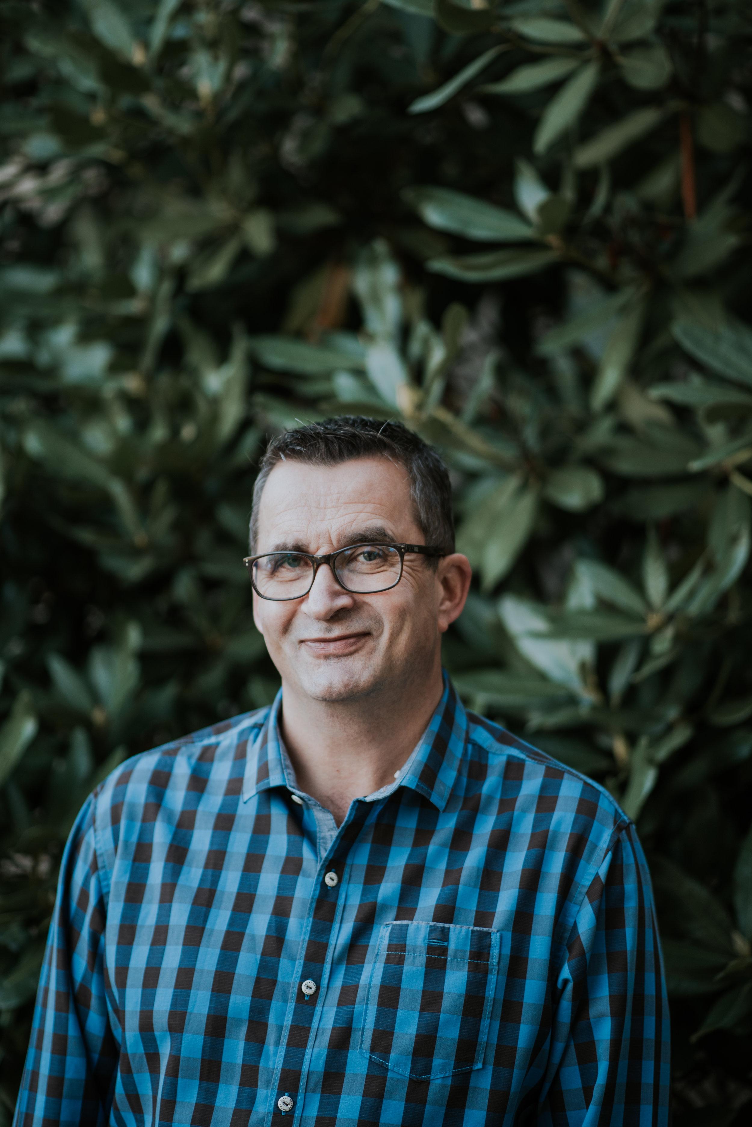 Dr. Dave Demchuk - President