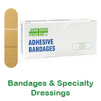 Bandages & Specialty Dressings