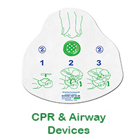 CPR & Airway Devices