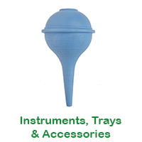 Instruments, Trays & Accessories
