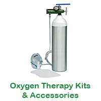 Oxygen Therapy Kits & Accessories