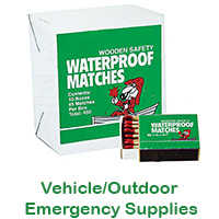 Vehicle/Outdoor Emergency Supplies