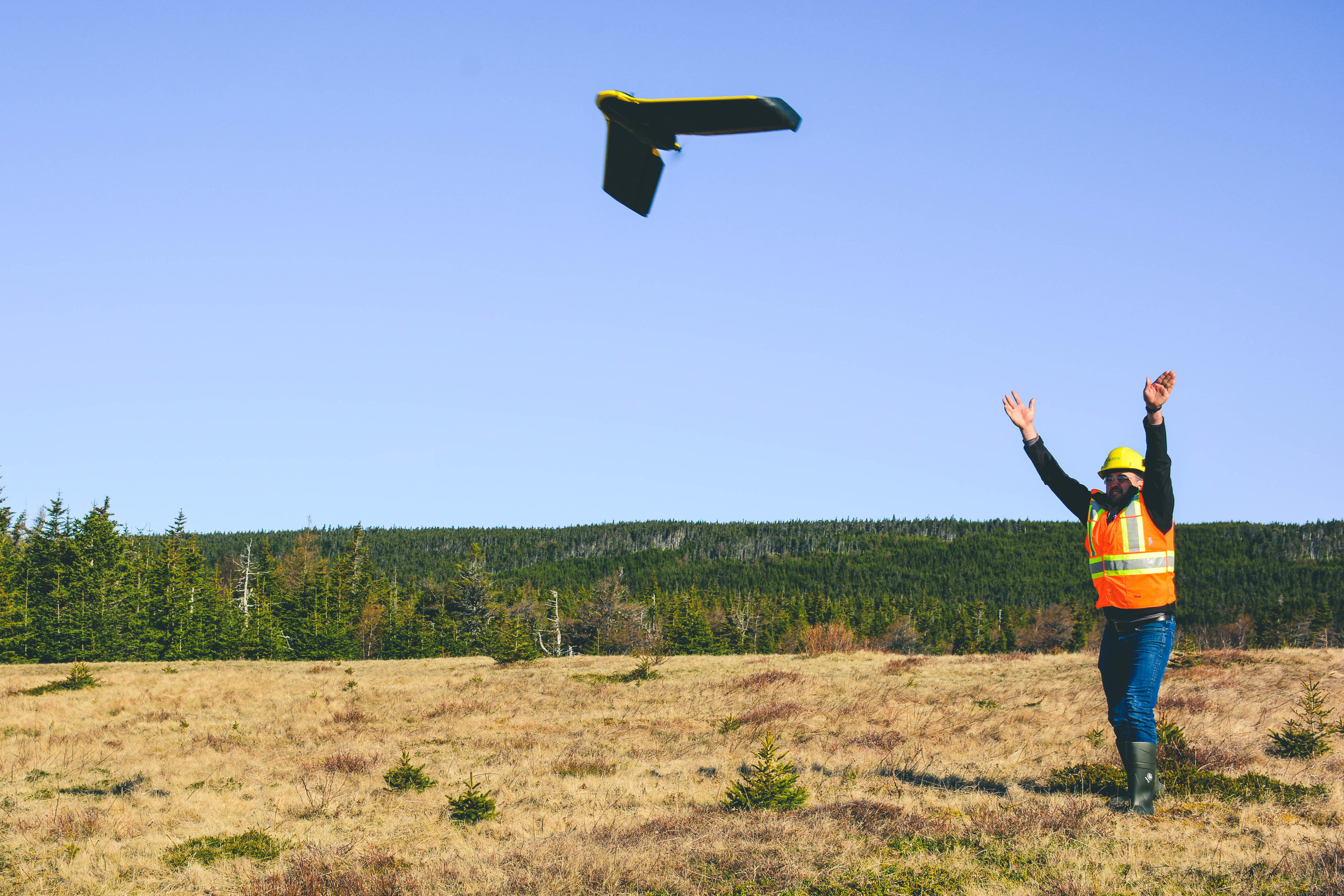 Drone scanning, UAV photogrammetry NL