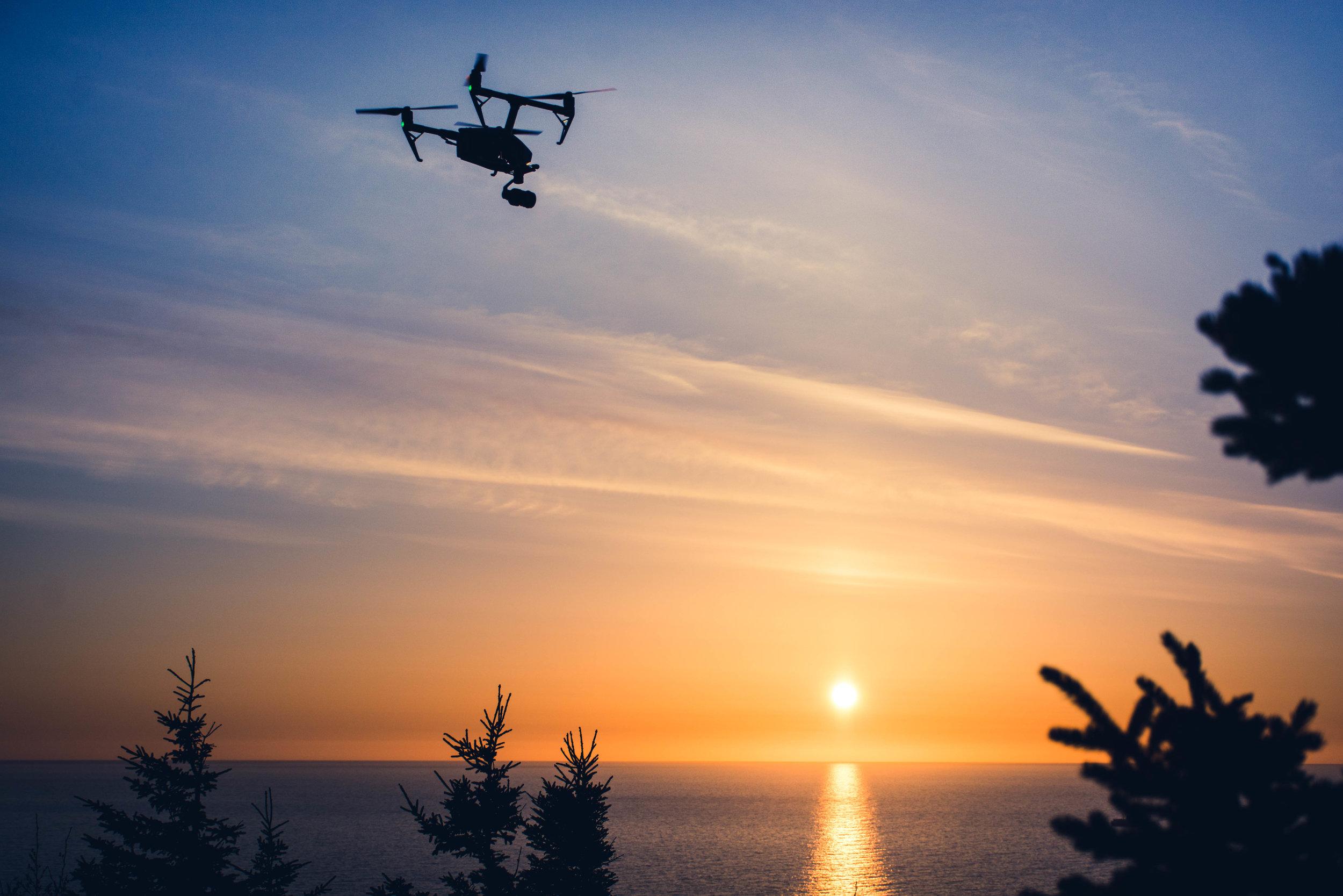 UAV, Drone Newfoundland, Aerial Video