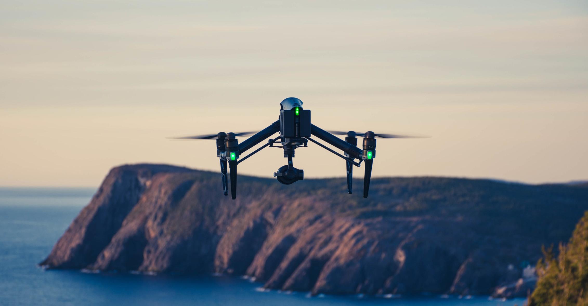 UAV, Drone, Newfoundland remote sensing, Aerial Survey
