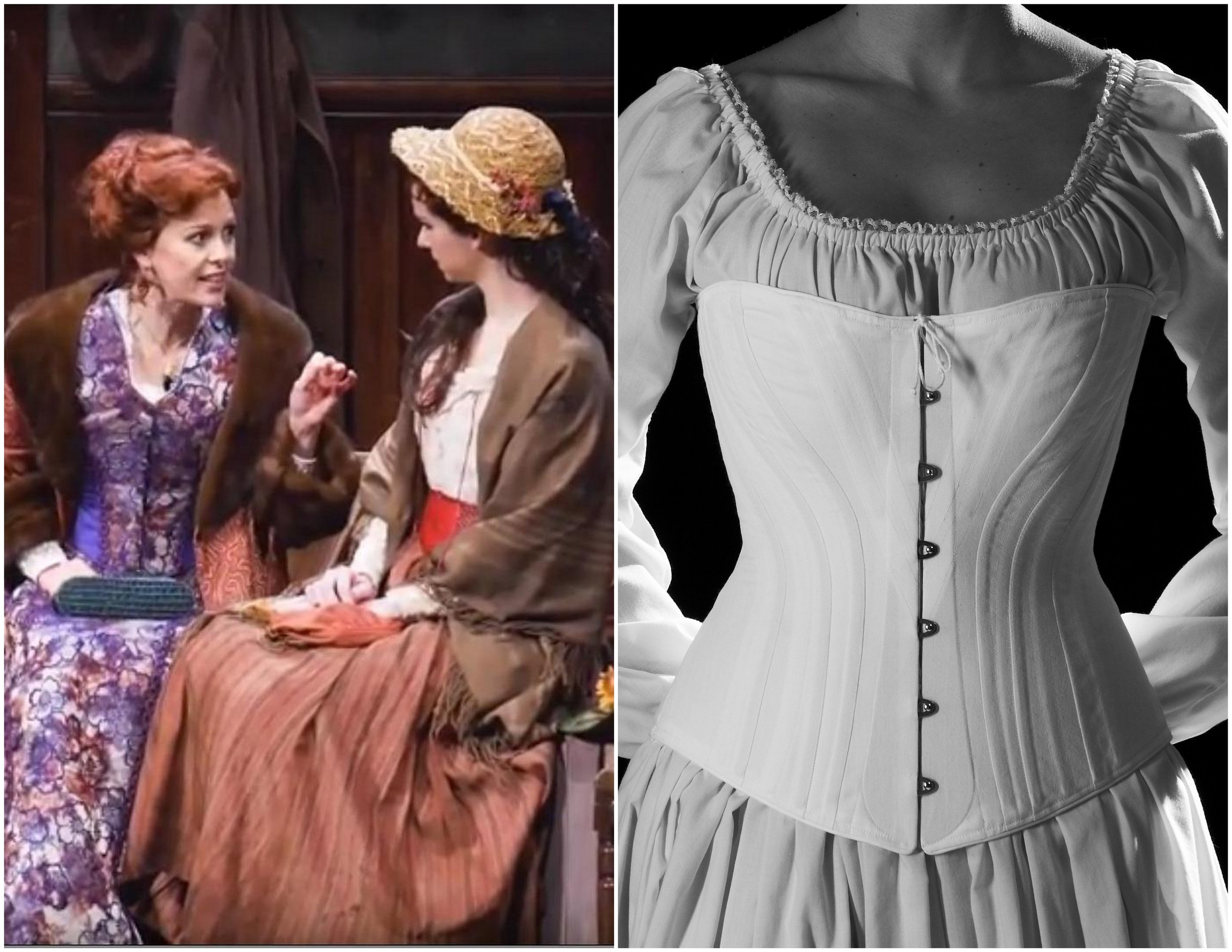 left: photo courtesy Seattle Repertory Theatre