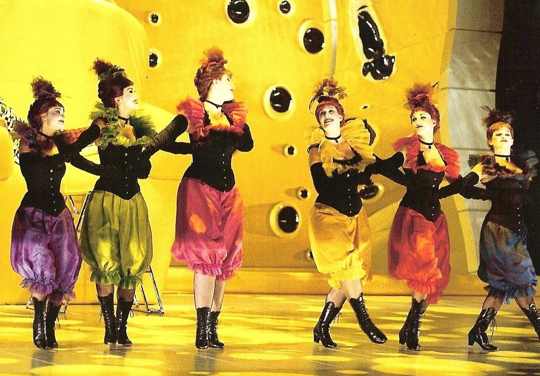 "photo courtesy Glimmerglass Opera's production of "" Le Etoile """