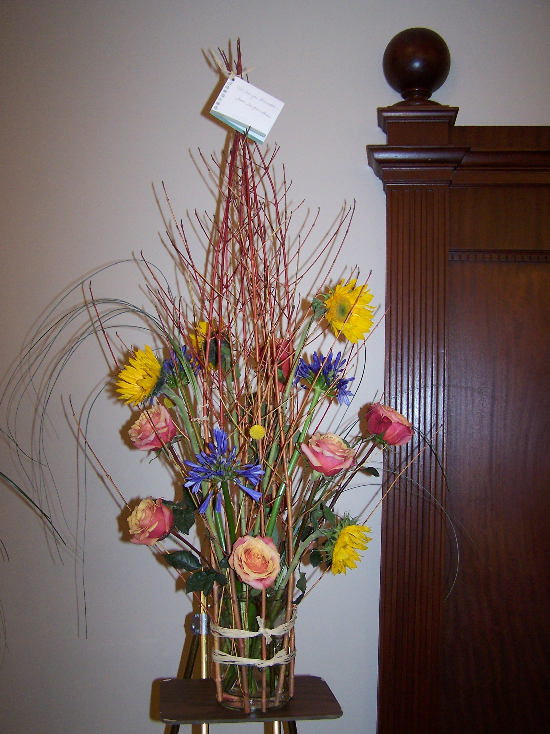 Sympathy Gift // Deiters Funeral Home // Washington, IL