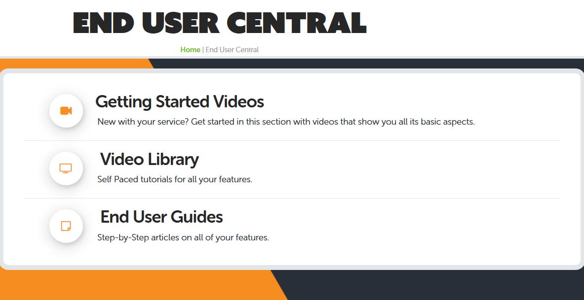 End User Central