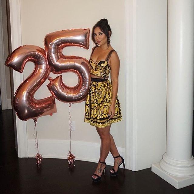 twenty-five 🎈