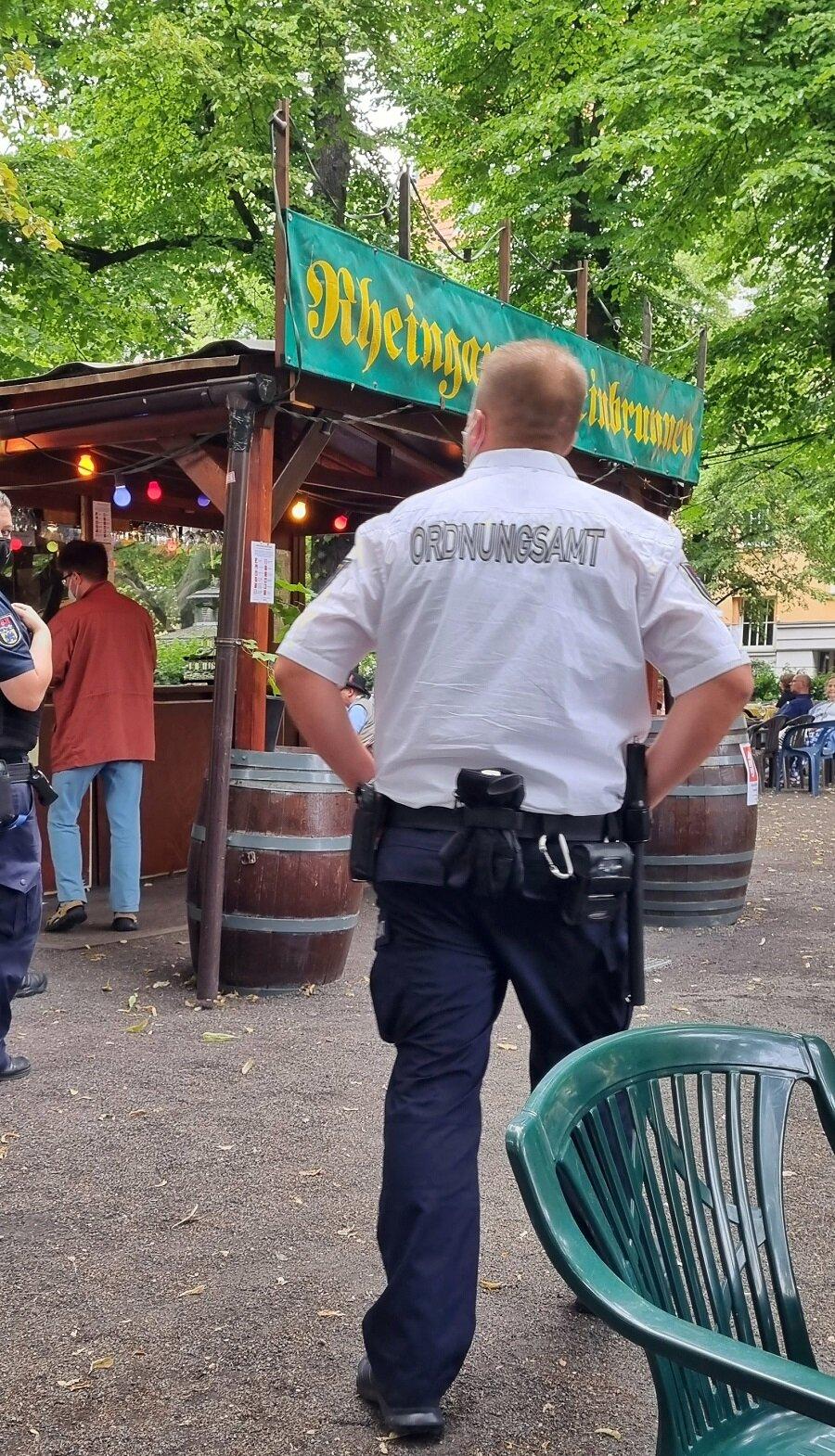 Rüdesheimer platz weinfest
