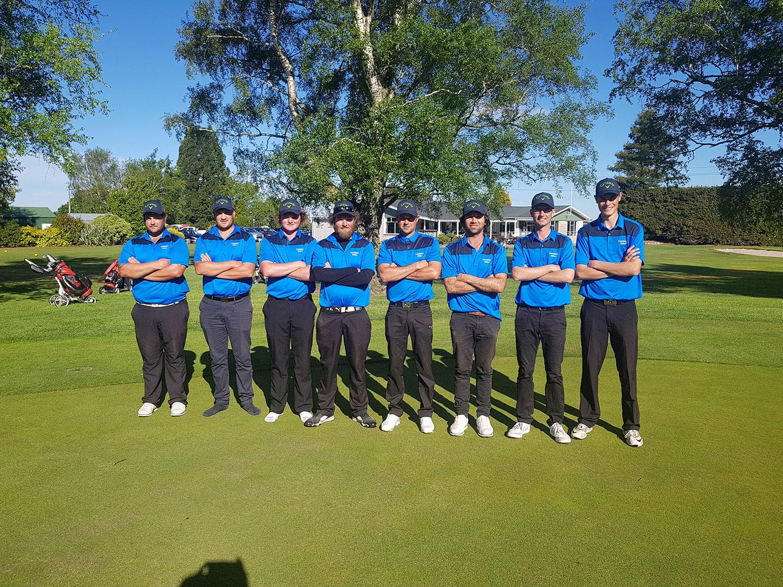2018 Tasman Mens South Island Representative Team