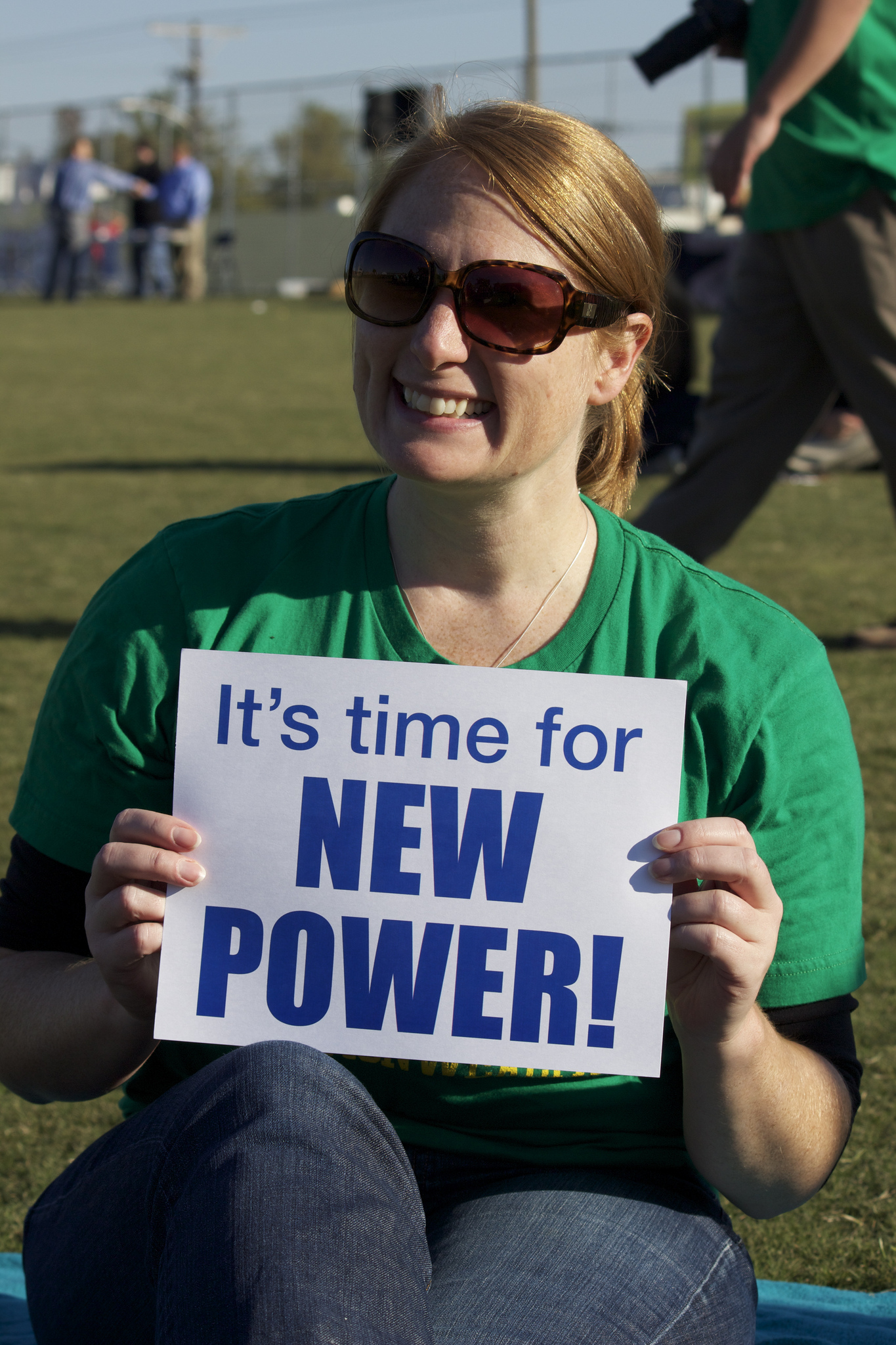 What is New Power? - New Power is all Kentuckians working together for a brighter future. Today Kentuckians have our best chance in generations to build a new power economy and a new power democracy – for all of us.New Power means new jobs for our workers and our children. New Power means new, affordable energy for our homes and industry without destroying our communities, land, air, water, or health. New Power means all Kentuckians informed and participating in the decisions that shape our lives and our communities. New Power means elected officials who are accountable to all their constituents.