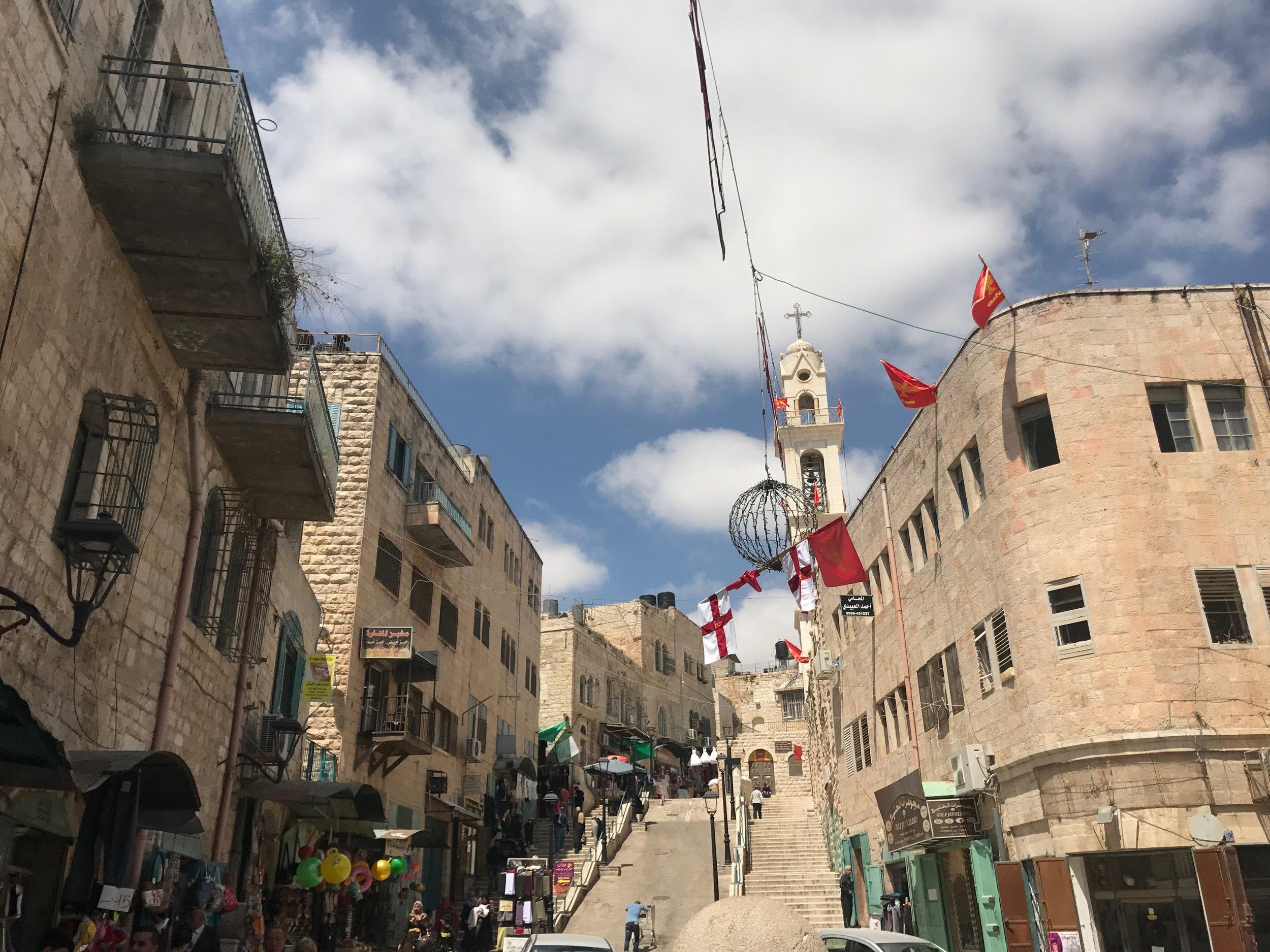 | West Bank  |  Bethlehem, Hebron, Jenin, Qalqilya, Ramallah, Rawabi