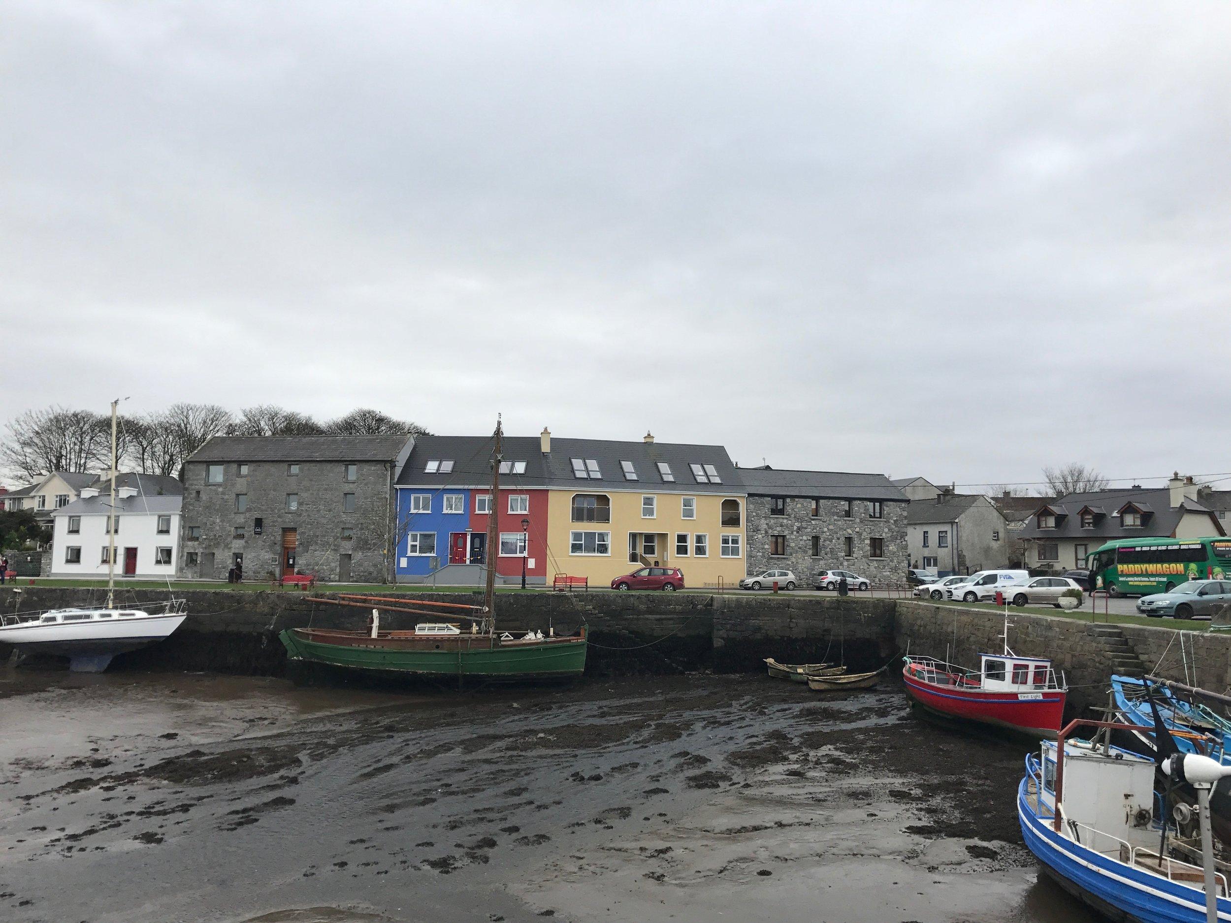 |  Ireland  | Dublin, Cliffs of Moher