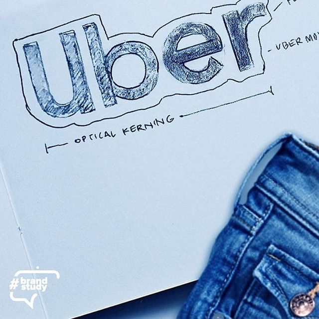 #brandstudy for Uber is here! In Instagram Stories you'll see an overview of the deep case study by @uberdesign. Here are highlights:  The #ridesharing platform rebranded this month by building on established strengths: the color black, name recognition, and the character 'U'. Led by @wolffolins, a system was designed to #refresh and update the company.  A ton of #brand elements round out the #design but the #shape and #form is reviewed on a Youtube Channel called The Futur. @thefuturishere (link in bio) -Another element to appreciate is the custom #typeface created by @mckltype. It's called Uber Move, and it's a really clean #font that works awesome in #ui and in a #wordmark.  Is this new #logo and #design system... • more recognizable? • a stronger #identity? • globally accepted?  #logosai #logolearn #brandstrategy  #smallbusiness #marketing #agency #iconography  #collateral #wayfinding #uberdesign  #logolearn #app #appdesign #sharingeconomy #composition  #creative #layout #thefutur