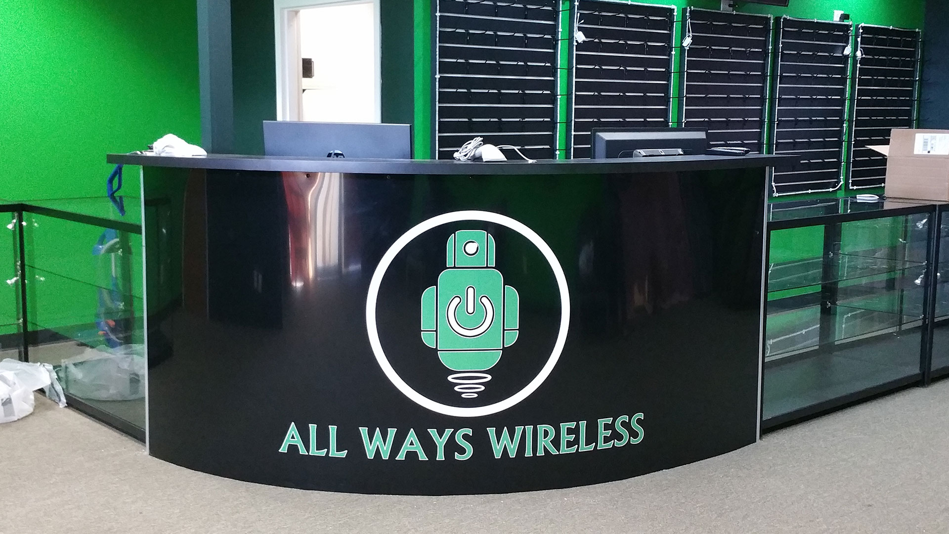 iWireless Counter