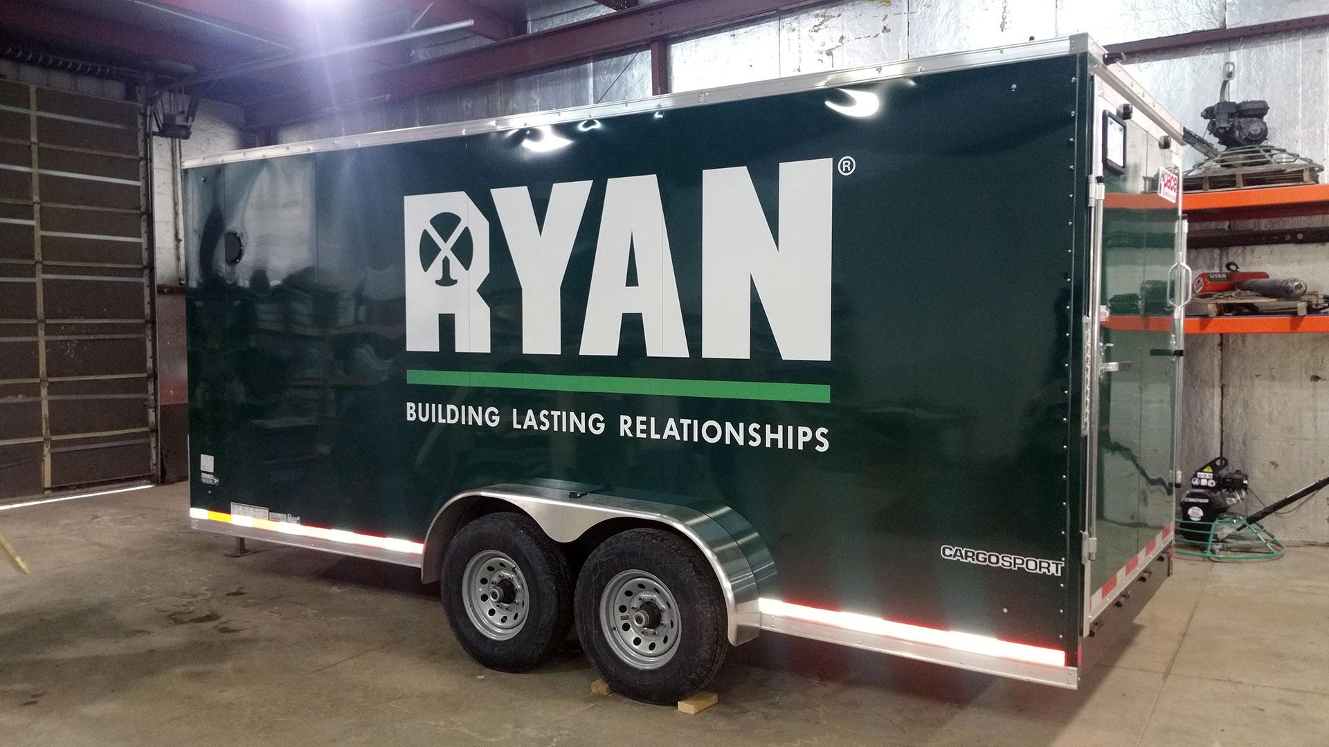 Ryan Companies Trailer