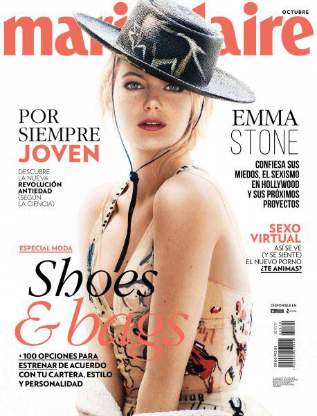 MARIE CLAIRE OCT