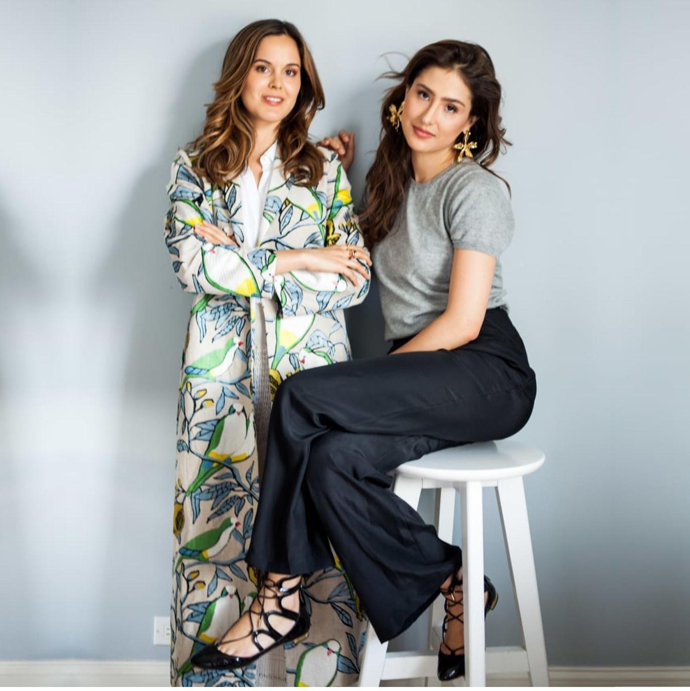 GIOVANNA CAMPAGNA - Dos Loros Kimono  #entrepreneur #latamfashion #creoconsulting #almagirl #girlboss  @ Paris for an Interview for TagWalk