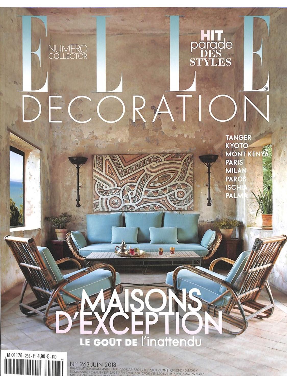 Elle décoration  June 2018 Maison Alma.jpg