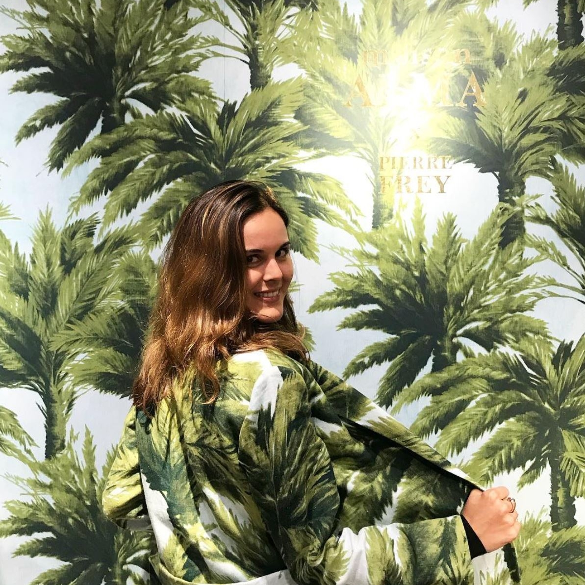 GIOVANNA CAMPAGNA - La Palma Kimono Coat  #consulgint #luxuryfashion #creoconsulting #girlboss #almagirl  @ Bergdorf Goodman in NYC