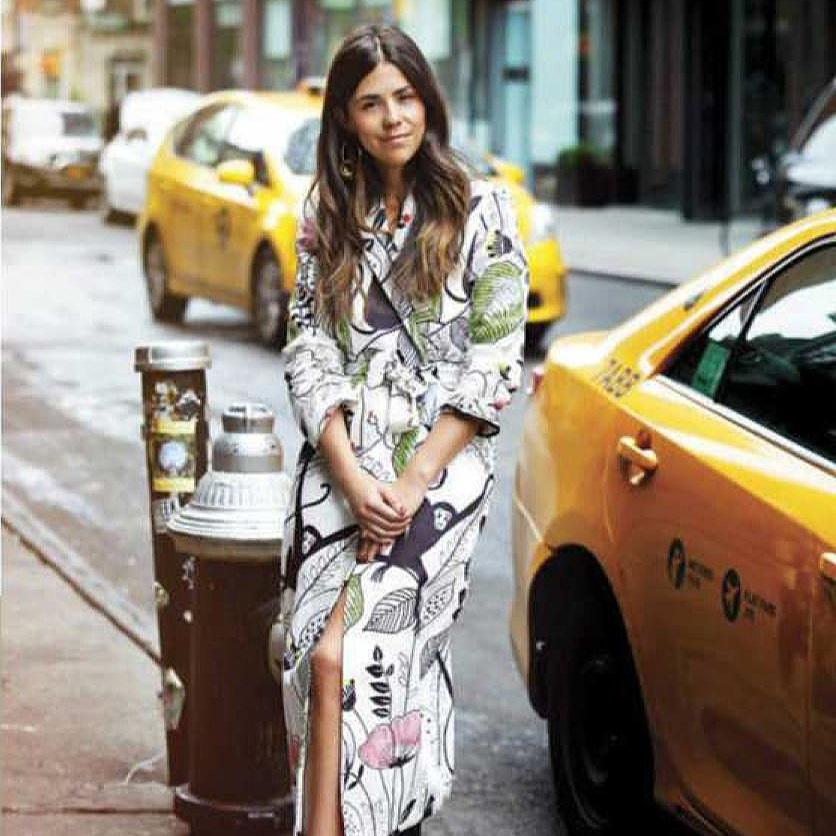ISABELLA BEHRENS - El Jardin y la Fiesta Kimono  #prmogul #creoconsulting #creative #almagril girlboss  @NYC