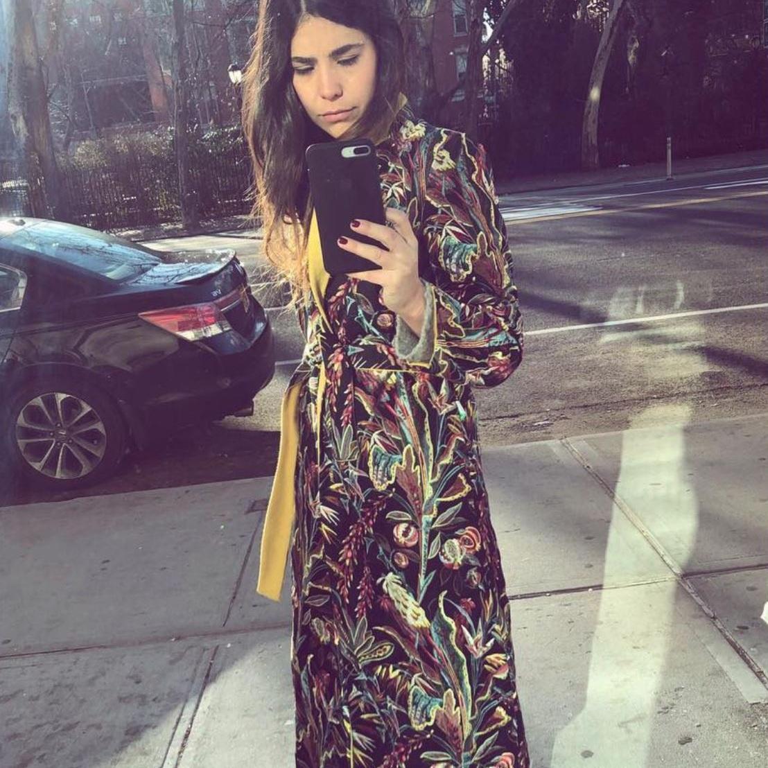 ISABELLA BEHRENS - Sol y Sombra Kimono  #prmogul #creoconsulting #creative #almagril girlboss  @NYC