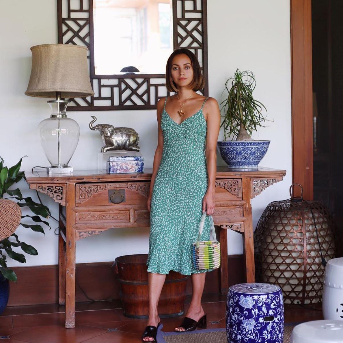 KATRINA RAZON - Heliconias Kimono  #DJ #ManagingPartnerKSR #almagirl #girlboss  @ The Phillipines