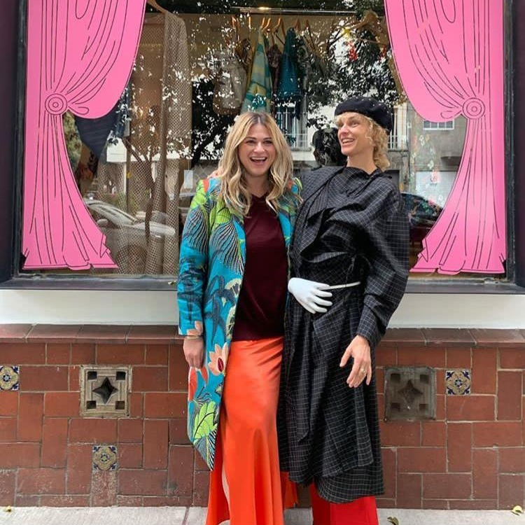 VICTORIA DE LA FUENTE - Rio Kimono  #fashionconsultant #advocate #almagirl #girlboss  @ Mexico City